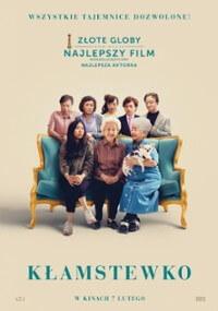 "Plakat filmu ""Kłamstewko"""