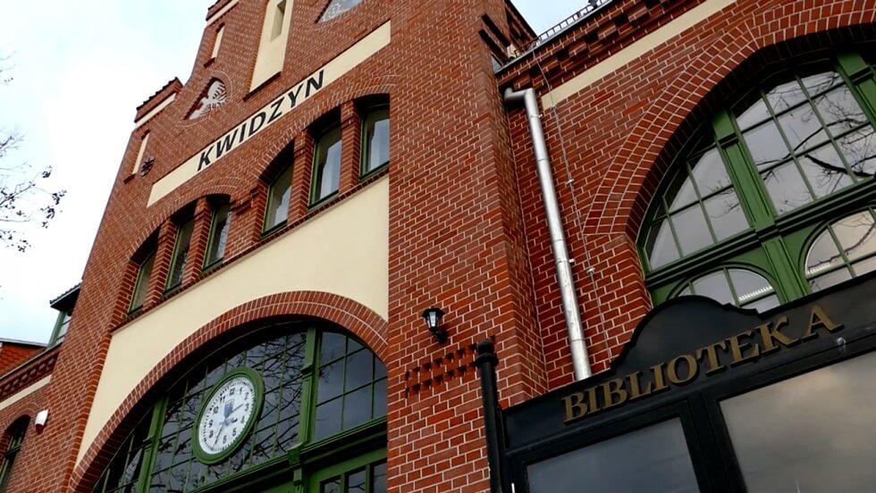 Biblioteka Miejsko-Powiatowa w Kwidzynie