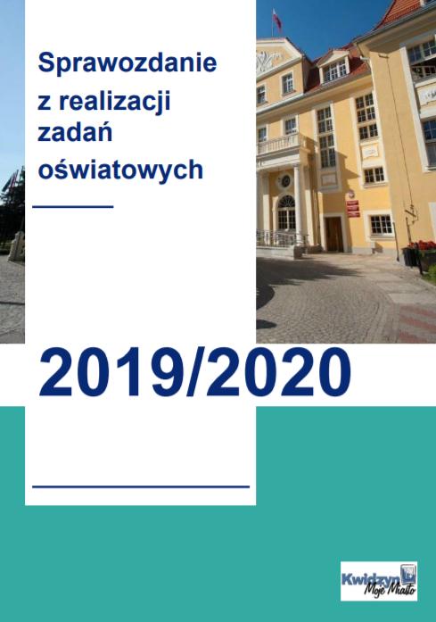 Sprawozdanie z realizacji zadań oświatowych 2019/2020